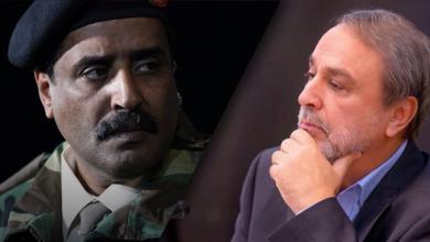 عبدالرحمن السويحلي و أحمد المسماري