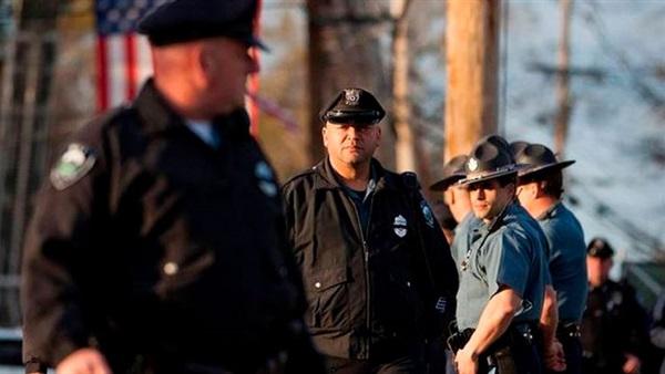 الشرطة الأميريكة