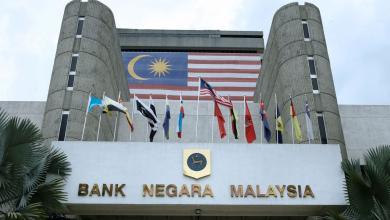 البنك المركزي الماليزي