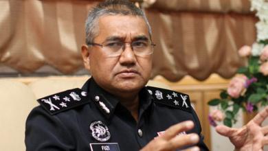 المفتش العام للشرطة محمد فوزي هارون