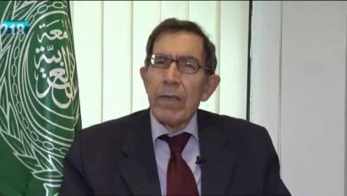 مبعوث الجامعة العربية صلاح الدين الجمالي