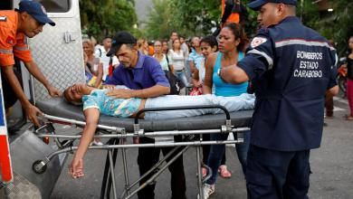 Photo of قتلى بأعمال شغب داخل سجن بفنزويلا