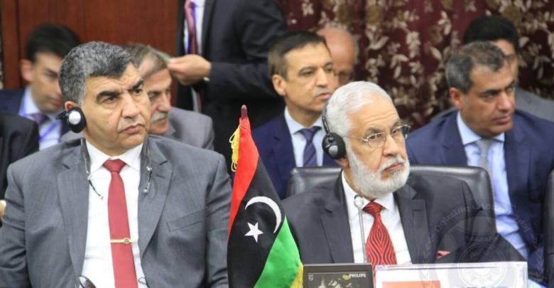 محمد سيالة و عبد السلام عاشور