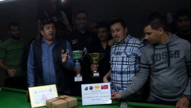 بطولة بنغازي للسنوكر التصنيفية الأولى لعام 2018