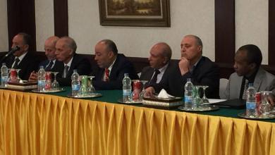 Photo of استئناف اجتماعات القاهرة
