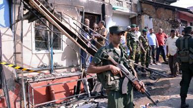 Photo of اشتباكات بين بوذيين ومسلمين بسريلانكا