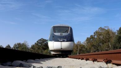 مشروع السكك الحديدية - ارشيفية