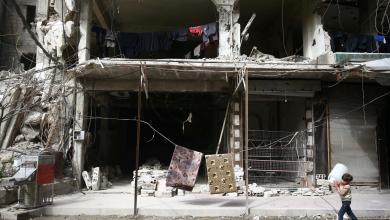 Photo of هجوم الأسد على الغوطة مستمر بلا هوادة