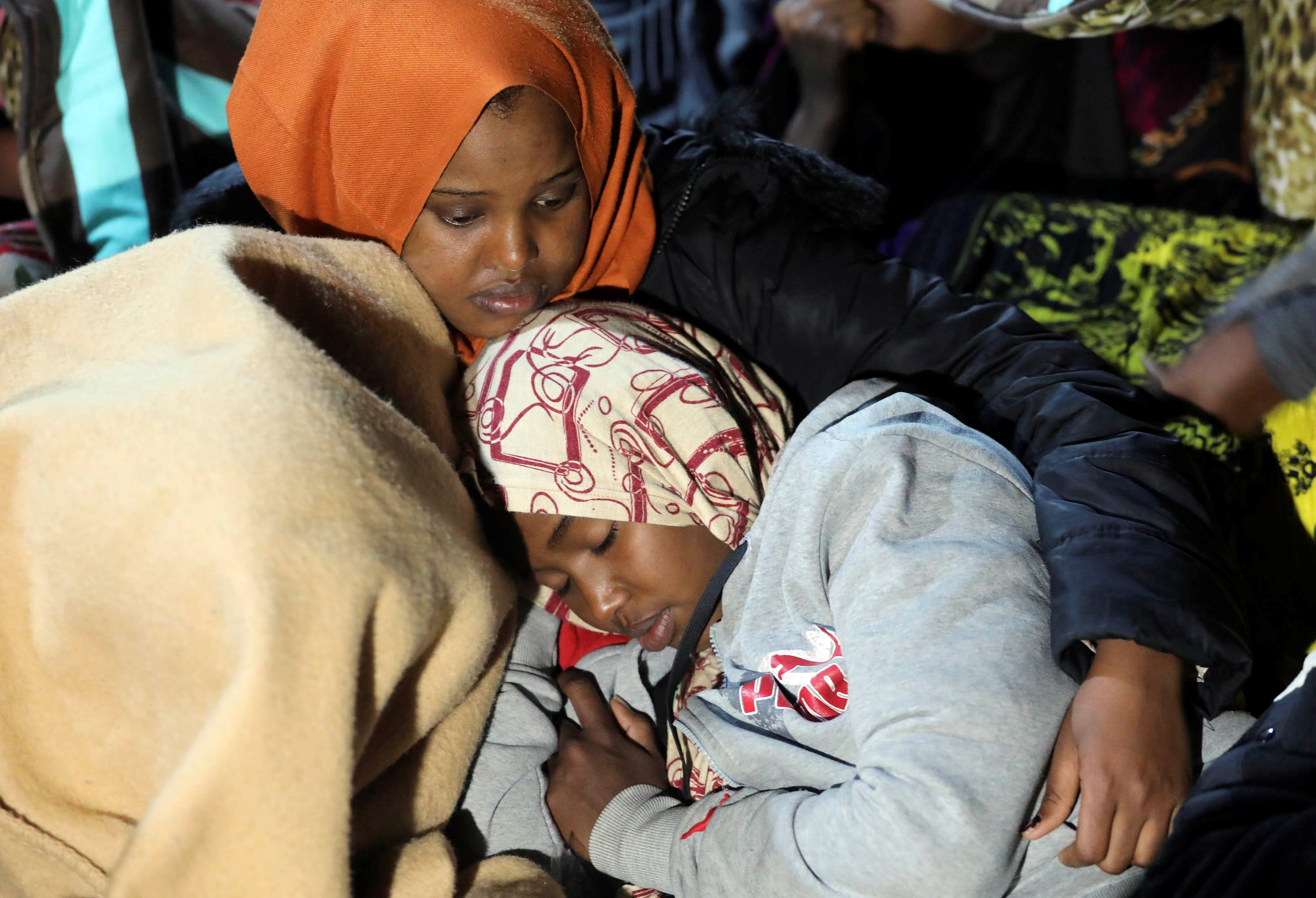الهجرة غير شرعية