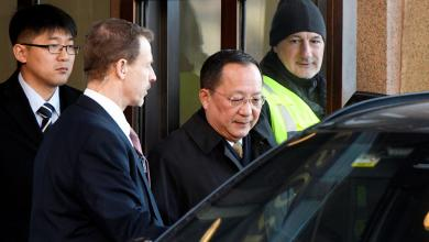 وزير خارجية كوريا الشمالية ري يونج هو
