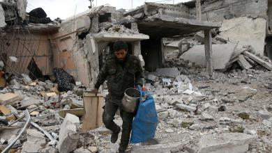 صورة الجيش السوري يسيطر على معظم الغوطة