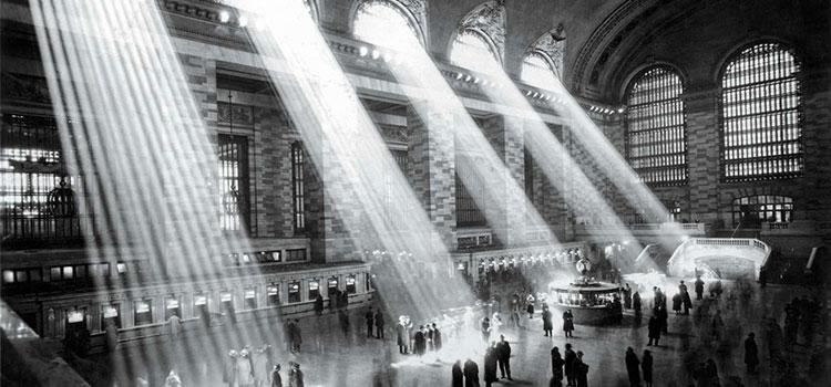 المحطة المركزية الكبرى في نيويورك