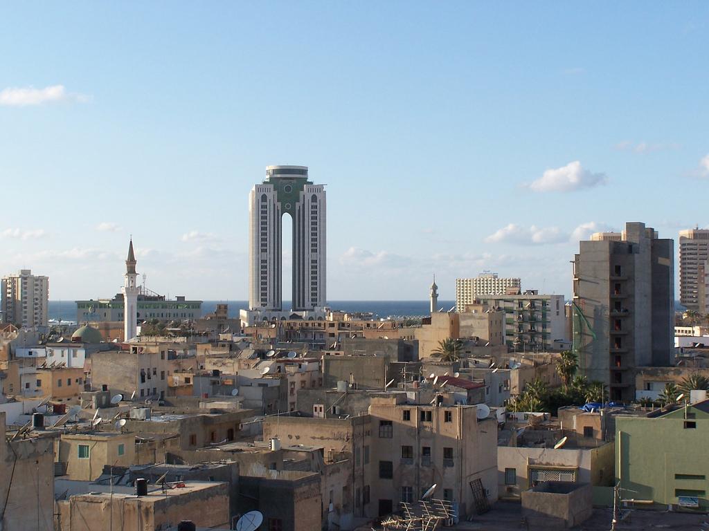 العاصمة طرابلس