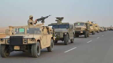 Photo of داعش يستنفر الجيش المصري قرب ليبيا