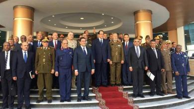 صورة اجتماعات القاهرة تؤكد على ثوابت الجيش