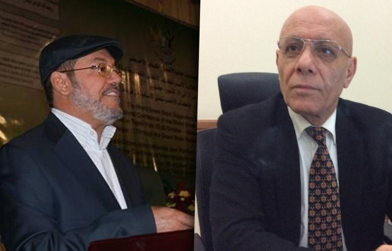 إدريس بن الطيب وأحمد إبراهيم