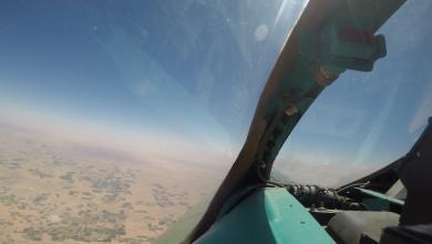 Photo of سلاح الجو يُكثّف ضرباته في ضواحي طرابلس