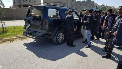 Photo of تفجير يستهدف رئيس الحكومة الفلسطينة
