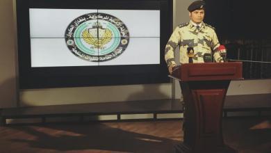 المتحدّث باسم الغرفة الأمنية المركزية بنغازي، النقيب طارق الخراز