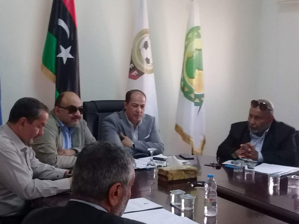 اتحاد الكرة الليبي