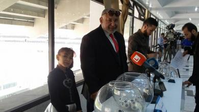 قرعة ثمن نهائي كأس ليبيا لكرة القدم الثلاثاء بطرابلس
