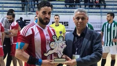 صورة يد الاتحاد تقترب من نهائي البطولة العربية