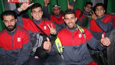 بعثة فريق الأهلي بنغازي لكرة السلة