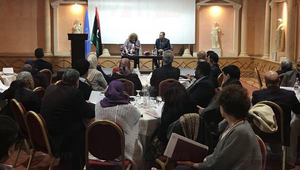 برنامج الإطار الاستراتيجي الأمم المتحدة في ليبيا للفترة 2019 إلى 2020،
