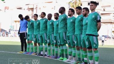 فريق النصر الأول لكرة القدم