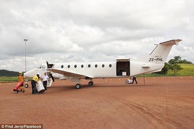 طائرة الركاب الخاصة بيتشكرافت 17 1900C