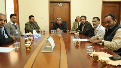 أعضاء اللجنة التسييرية لنقابة المعلمين بالمنطقة الشرقية