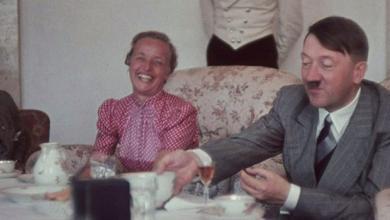 هتلر وإيفا براون