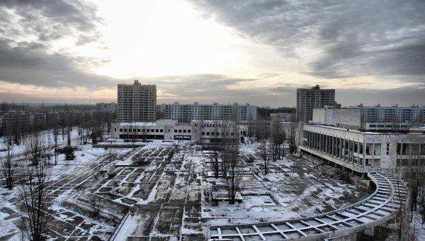تشيرنوبيل في أوكرانيا