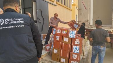 Photo of أدوية منقذة للحياة لبنغازي