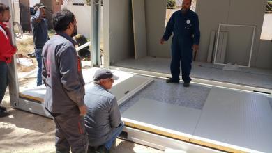 Photo of مدارس بنغازي تتلقى مساعدات ألمانية