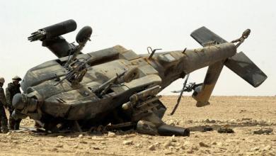 Photo of سقوط طائرة عسكرية أمريكية في العراق