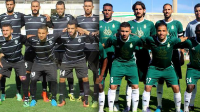 فريق الأهلي طرابلس وفريق المدينة