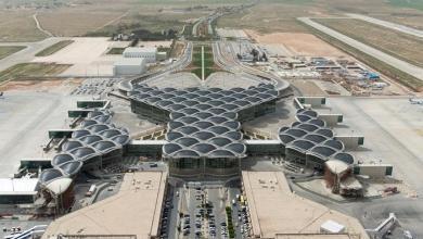مطار الملكة علياء, الأردن
