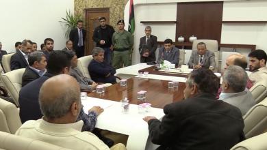 "Photo of عودة العوكلي تشغل ""صحة المؤقتة"""