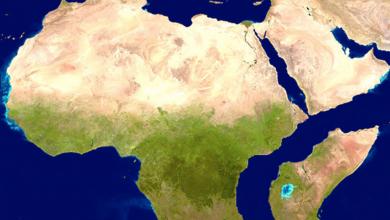 "Photo of خبر لم يلتفت إليه ساسة ليبيا.. قارة أفريقيا ""تتفسخ"""