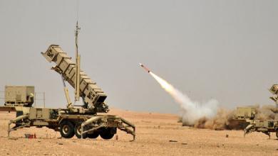 قوات الدفاع الجوي السعودي - ارشيفية