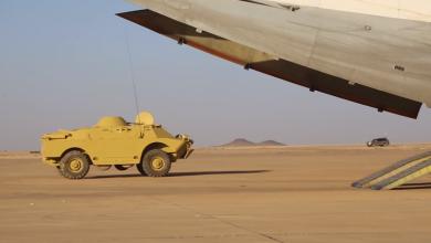 تعزيزات عسكرية للجنوب