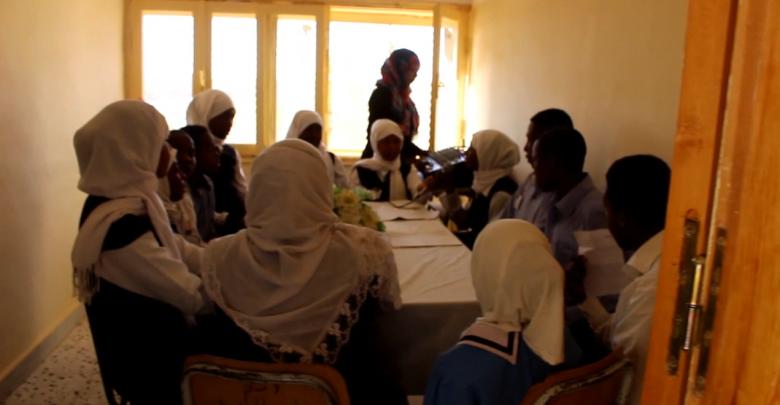 مدرسة إدليم للتعليم الأساسي في بلدية مرزق