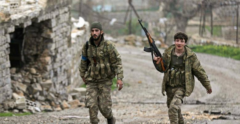 عفرين السورية