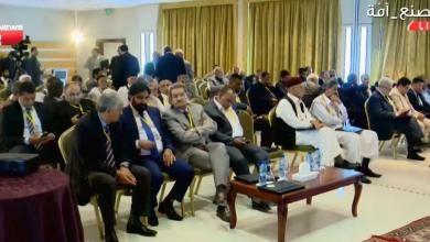 اجتماع عمداء بلديات ليبيا في طرابلس