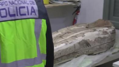 آثار ليبيا المُهربة