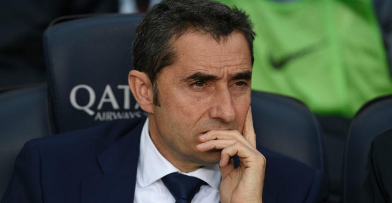 مدرب برشلونة آرنستو فالفيردي