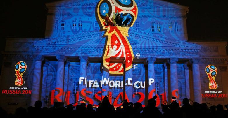 استضافة روسيا للبطولة 2018