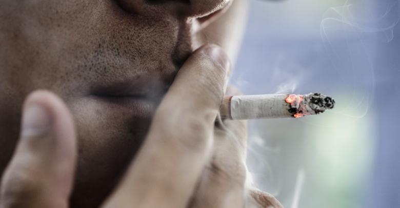 التدخين تعبيرية