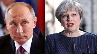 صورة ماي تُرجح أن روسيا سممت الجاسوس